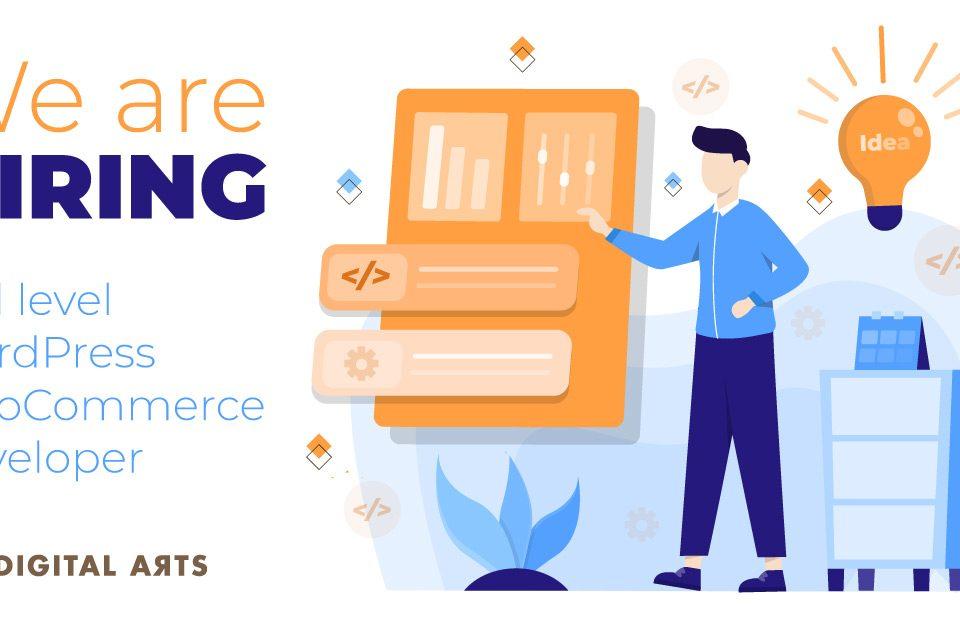 We are hiring: Mid level WordPress WooCommerce Developer